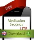Meditation Seconds - App von FindYourNose.com