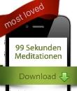 99 Sekunden Meditationen - iPhone App von FindYourNose.com