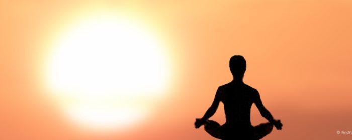 Ist Visualisierung von Bildern in der Meditation hilfreich?