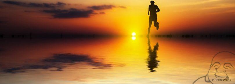 Joggen oder aktiv meditieren? Wie wirkt was?