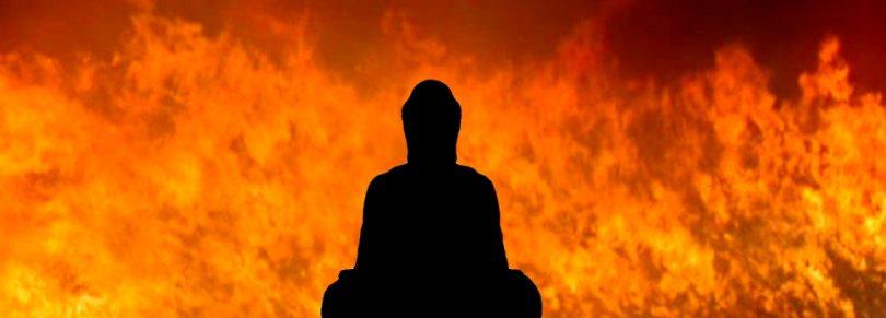 Weniger Dramen im Leben durch Meditation