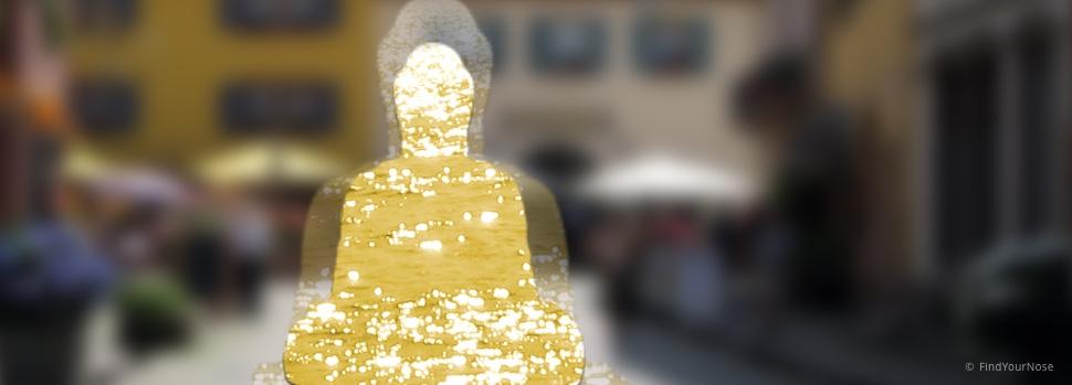 Durch Meditation ungestört im hektischen Alltag leben