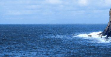 Dein Leben wird im Meer verschwinden