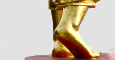 Auch du hast Buddhas Füße - die Geschichte von Ramakrishna, der seine Füße verehrt