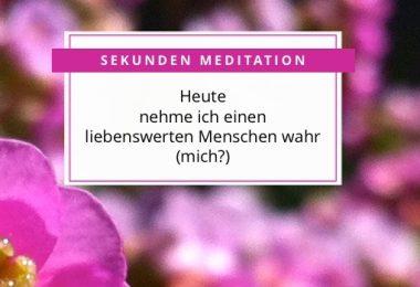 Sekunden Meditationen von FindYourNose