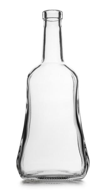Was ist Leere? Eine leere Flasche