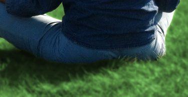 Pobacken-Meditation zur Zentrierung
