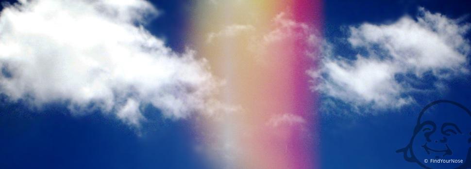 Atemmeditation auf die Zwischenräume beim Atmen