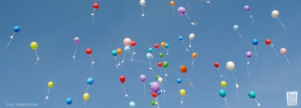 Loslassen und feiern, was übrig ist