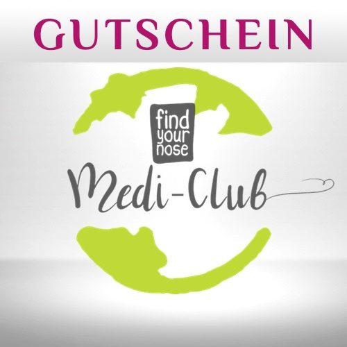 Gutschein zum Meditieren – FindYourNose Medi-Club