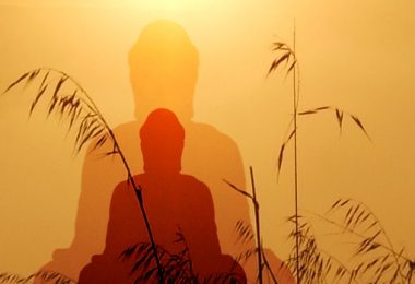 Revolution ist out - Meditation ist in
