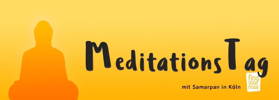 Meditationstag mit Samarpan in Köln