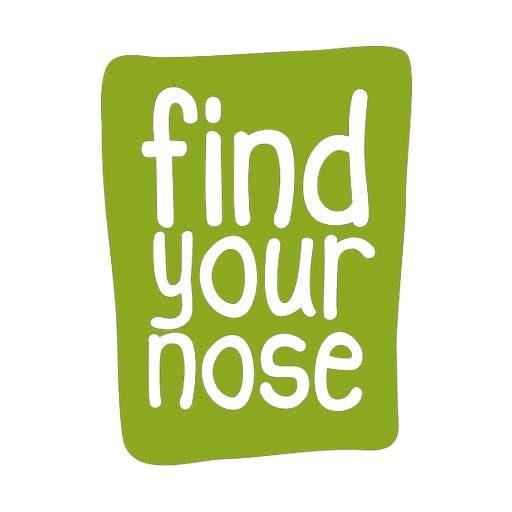 Logo FindYourNose - Online Magazin für Meditation