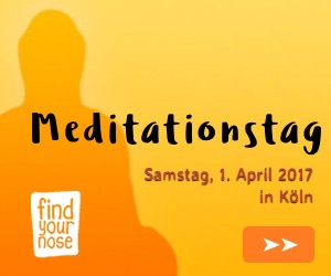 Meditationstag im April 17
