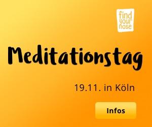 Meditationstag in Köln mit Samarpan