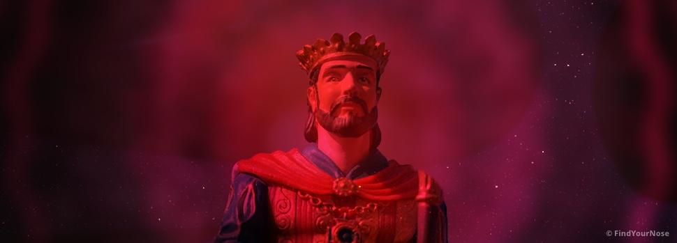Die Geschichte vom König, der dem Tod entfliehen möchte