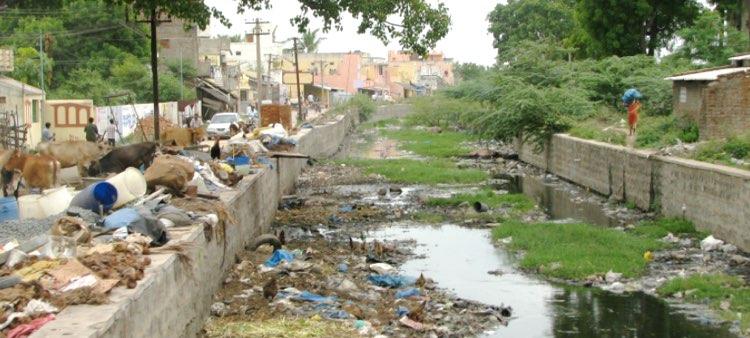 Dreckiges Indien