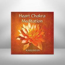 Heart Chakra Meditation (Mp3) von Karunesh