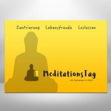 Meditieren lernen mit dem Meditationstag in Köln