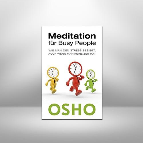 Meditation für Busy People auf Deutsch