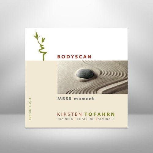 MP3 Bodyscan Körperwahrnehmungs-Übung aus dem MBSR-Programm, angeleitet von MBSR Lehrerin Kirsten Tofahrn (30 min.)