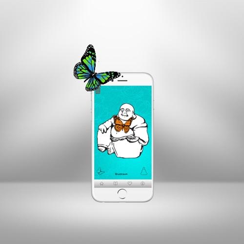 App 'Zentrierung': Anleitungen für Zentrierungsübungen