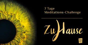 Zuhause meditieren - ein 7-tägiger Retreat