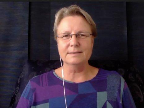 Samarpan P. Powels-Böhm, Herausgeberin von FindYourNose