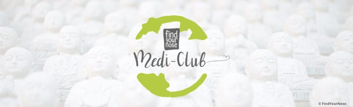 Täglich gemeinsam online meditieren im Medi-Club