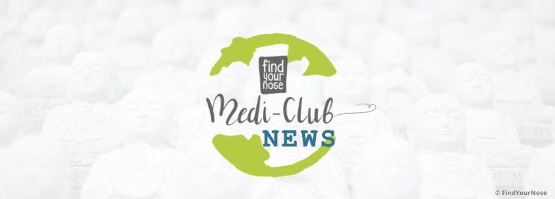 Das Neueste im Medi-Club: die tägliche Meditation u.a.