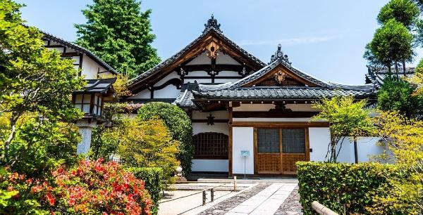Zen-Tempel in Kyoto