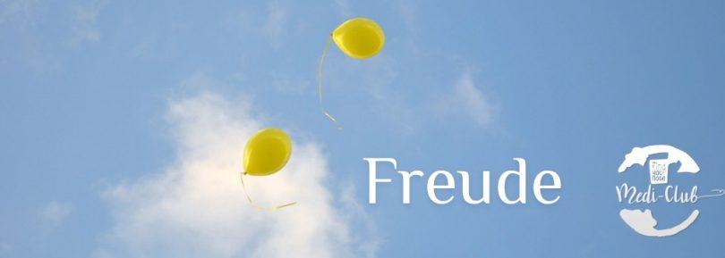 Wochenmeditation Freude