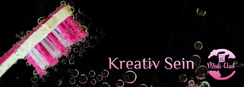 Wochenmeditation Kreativ sein