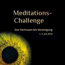 6. Meditations-Challenge: von Vertrauen bis Vereinigung