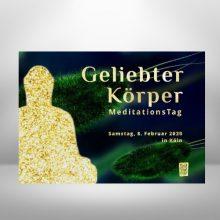 Meditationsseminar 'Geliebter Körper' in Köln