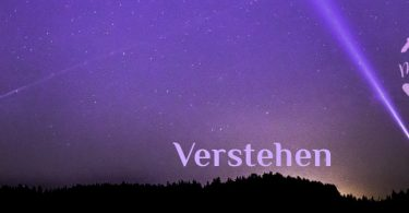 Wochenmeditation Verstehen