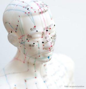 Akupunktur wirkt auf den 2. Körper, den Energiekörper
