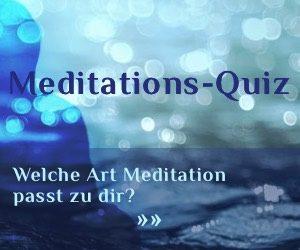 Ein Meditations-Quiz