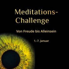 Weihnachtsmeditation - MeditationsChallenge
