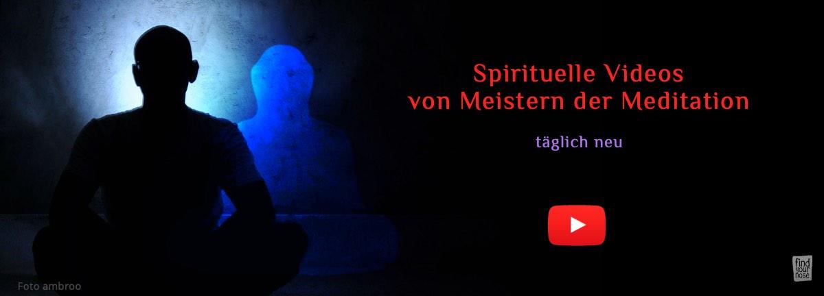 Das spirituelle Video des Tages