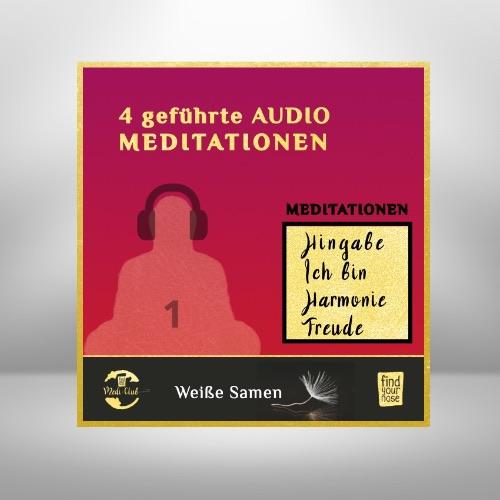 Geführte Meditations-Übungen zum Download von Samarpan P. Powels