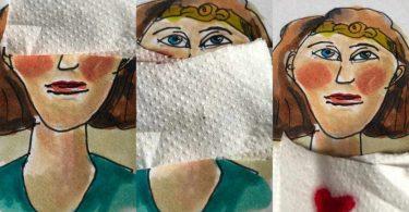 Kreativität von Gesami – 3 Masken