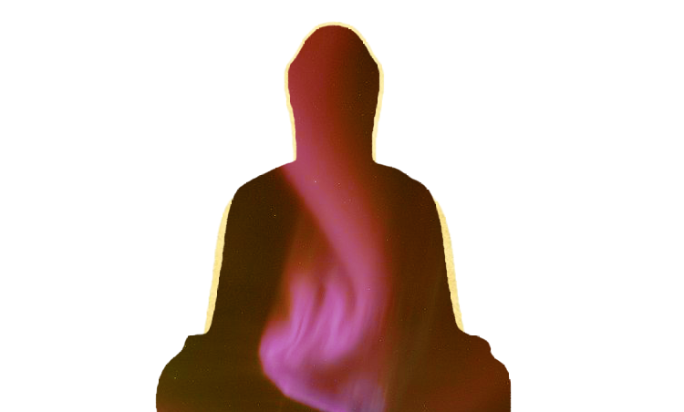 Buddha Logo Meditation lernen