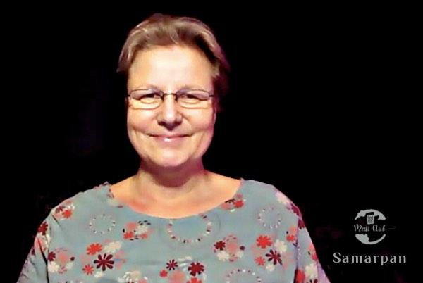 Samarpan P. Powels, Herausgeberin von FindYourNose