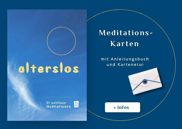 alterslos Meditationskarten