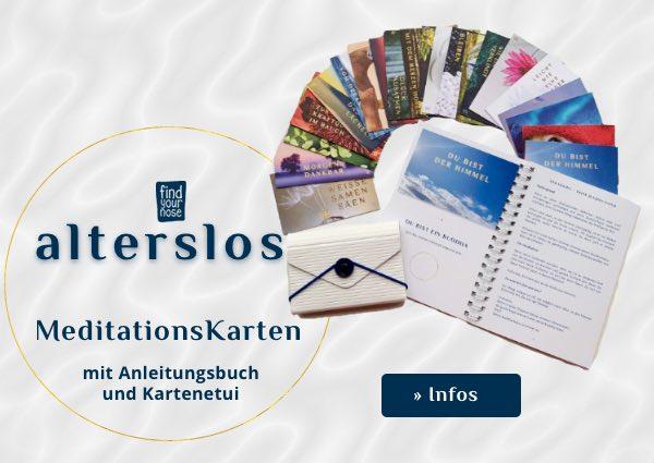 alterslos - Meditationskarten