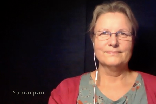 Samarpan Petra Powels-Böhm, Herausgeberin von FindYourNose