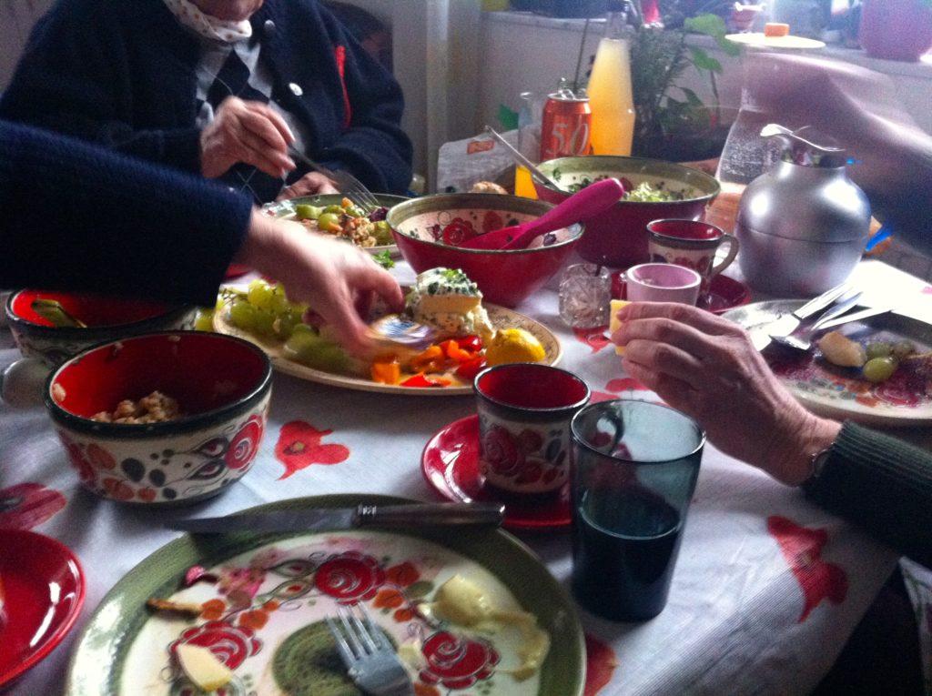 verwandten-essen